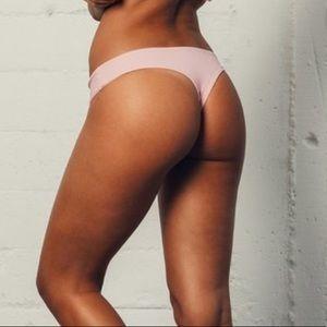 KAOHS seamless thong swim bottoms ☀️